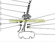Термостат для бойлера Electrolux 959714718 для бойлера