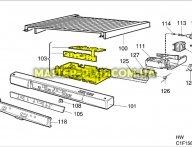 Модуль(плата) холодильника Electrolux 960016871