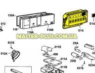 Модуль (плата) Electrolux 973911556021005