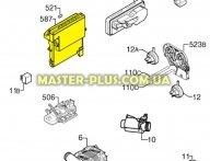 Модуль(плата) Electrolux 973911936233072 для посудомоечной машины