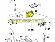 Модуль (плата) Electrolux Zanussi AEG 973913210271000 для стиральной машины