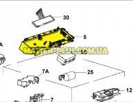 Модуль (плата) Electrolux  EWT13921W для стиральной машины