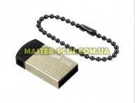 USB флеш накопитель Silicon Power 32GB Touch T20 Champagne USB 2.0 (SP032GBUF2T20V1C) для компьютера