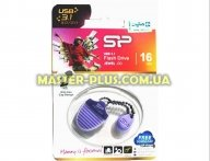 USB флеш накопитель Silicon Power 16GB Jewel J30 Purple USB 3.0 (SP016GBUF3J30V1U) для компьютера