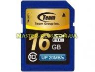 Карта памяти Team 16Gb SDHC class 10 (TSDHC16GCL1001 / TG016G0SD28X)