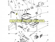 Клапан впускной 1/90 Indesit C00046980