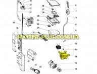 Мотор Indesit C00265826