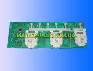 Модуль (плата) индикации на 3 ручки Indesit Arcadia C00264653