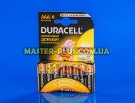 Батарейка Duracell AAA (LR03) MN2400 8шт (5000394203341 / 81480364)