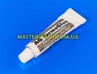 Теплопровідні клей AGTermoGlue AG Termopasty (AGT-116) 10гр для радіодеталі