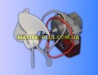 Вентилятор обдува No-Frost в сборе универсальный Bosch с крыльчаткой