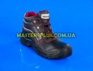 Ботинки рабочие кожаные, 39 размер Yato YT-80783