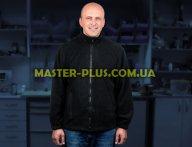 Куртка рабочая флисовая черная (L) Yato YT-80362