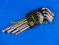 Звездообразные ключи Torx T10-T50, набор 9шт Sigma 4022221
