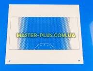 Наружное стекло для плиты NORD 490х435мм (белое)
