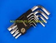 Ключи шестигранные 1.5-10мм, набор 9шт Sigma 4022011