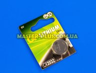 Батарейка GP CR2032 BLI 1шт Lithium (DL-2032)