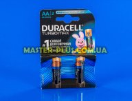 Батарейка Duracell AA (LR06) MX1500 Turbo 2шт (5000394069183 / 81546724)