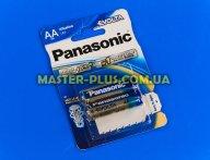 Батарейка Panasonic Evolta AA BLI 2 Alkaline (LR6EGE/2BP) для електротоварів