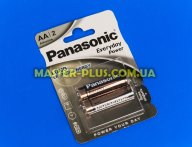 Батарейка Panasonic Everyday Power AA BLI 2шт Alkaline (LR6REE/2BR)
