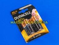 Батарейка Duracell AA (LR6) MN1500 Basic 6шт (5000394107458 / 81485016)