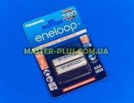 Акумулятор Panasonic Eneloop AAA 750mAh 2шт Ni-MH (BK-4MCCE / 2BE) для електротоварів