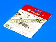 USB флеш накопитель Transcend 16GB JetFlash OTG 880 Metal Silver USB 3.0 (TS16GJF880S)