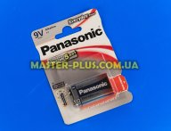 Батарейка Panasonic Everyday Power 6LR61 BLI 1шт Alkaline (6LR61REE/1BR)