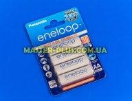 Аккумулятор Panasonic Eneloop AA 1900mAh 4шт Ni-MH (BK-3MCCE/4BE)