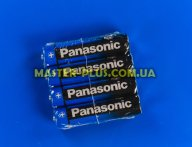 Батарейка Panasonic General Purpose AAA Tray 4шт Zinc-Carbon (R03BER/4PR)