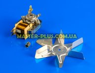 Мотор вентилятора конвекции в сборе Whirlpool 481236118492