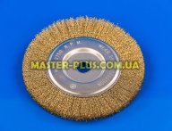 Щетка проволочная дискообразная 200мм для болгарки Sigma 9012201