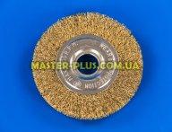 Щетка проволочная дискообразная 115мм для болгарки Sigma 9012111