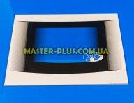 Наружное стекло для плиты GRETA 498х396мм (черно-белое)