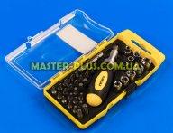 Набір головок і біт з власником 36шт Sigma 4002511 для ручного інструмента