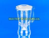 Чаша блендера 1250ml для кухонного комбайна Tefal MS-5A02453