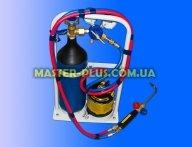 Зварювальний пост СП-001 (кисень 2л. + Пропан 0,45л.) для інструмента для ремонту холодильників