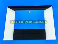Стекло двери духовки (наружное) Indesit C00143402