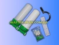 Фільтр з картриджами для механічного очищення, захисту від накипу і знезалізнення води СВОД MT10_ST250 / F5 для фільтра для води
