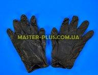 Перчатки нитриловые черные, размер XL (пара)