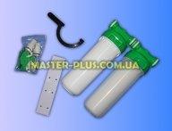 Фільтр з картриджами для механічного очищення і захисту від накипу СВОД ST400M для фільтра для води