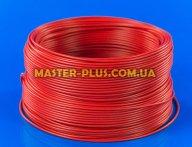 Провод монтажный ПВ5 1,0мм красный
