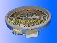 Конфорка для стеклокерамической 2100/700 watt Whirlpool 481231018895