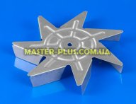 Крыльчатка вентилятора обдува духовки совместимая с Whirlpool 481951548065
