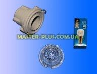 Лампочка в сборе с патроном и стеклом Electrolux 50247808004