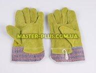 Перчатки рабочие, желтый спилок (размер 10.5) TOPEX 83S110