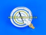Манометр низкого давления 0-550PSI для R22, R134a, R410a, R407c VALUE BL