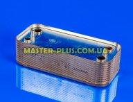 Теплообменник ГВС (22 пластины) для котла газового Immergas 3.015360
