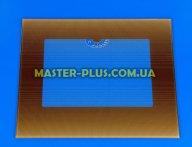 Скло зовнішнє (коричневе) Gefest 3200-05 для плити