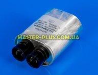 Конденсатор високовольтний DomoPart 0.90 mf 2100v для мікрохвильової печі